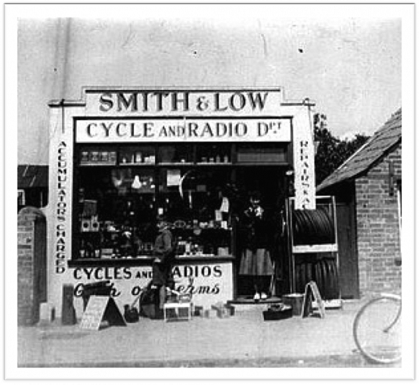 Shop in 1948