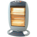 1200w 3 Bar Halogen Electric Heater