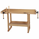 Draper 83724 Heavy Duty Carpenters Workbench (1495 x 655 x 840mm)