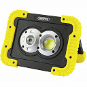 Draper 87737 10W Rechargeable COB LED Worklight