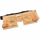 Draper 67831 Double Tool Pouch Belt