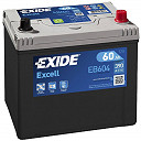 005L Exide Car Battery EB604