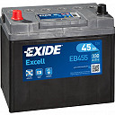 043 (159) Exide Car Battery EB455