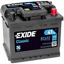 063 Classic Exide Car Battery EC412