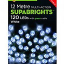 120 LED Supabright Christmas Lights Multi Action