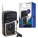 Portable Pocket Radio AM FM Lloytron N2201BK