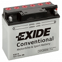 12Y16A-3B Exide Motorcycle Battery 51913