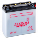 12N5.5-3B Motorcycle Battery