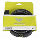 Alpha Plus Combination Cable Lock 12mm x 1.8mt