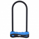 ETC 12mm x 320mm Shackle/D lock