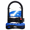ETC 12mm x 245mm Shackle/D lock