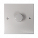 1000W Push Button Dimmer Switch 1 Gang 2 Way