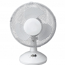 9 inch 2 Speed Oscillating Desk Fan