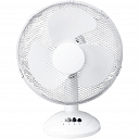 16 inch 3 Speed Oscillating Desk Fan