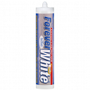 Everbuild Forever White Sanitary Sealant 310ml White