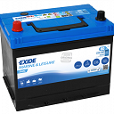 Exide ER350 80AH Dual Leisure Battery