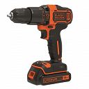 Black & Decker BDCHD18K 2 Speed Combi Drill Kit 18 Volt