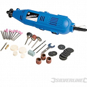 Silverline 249765 DIY 135W Multi-Function Rotary Tool