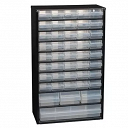 Raaco C11-44 Metal Storage Cabinet 44 drawers