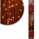 1.2M Gold Twig with 80 Warm White LED's