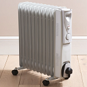 2.5KW Oil Filled Radiator Heater