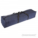 Silverline TB54 Canvas Tool Bag 760 x 170 x 150mm