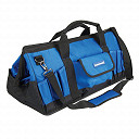 Silverline 263598 Tool Bag Hard Base, 600 x 280 x 260 mm