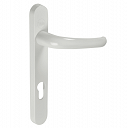 Yale YALPYH2LLWH Replacement Door Handle PVCu White
